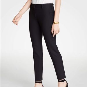 Ann Taylor the Ankle Pant in Curvy Fit